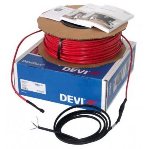 Нагревательный кабель Devi, DEVIflex кабель 10T 1410 Вт 230 В 140 м-6679814