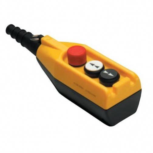 Кнопочный пост, пульт управления тельферами,кран-балками PV3E30B2 EMAS-828433