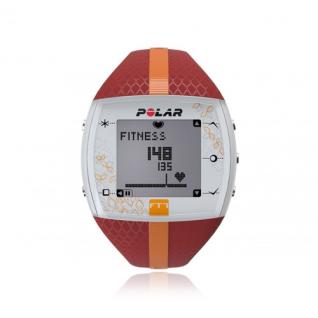 Пульсометр Polar FT7F Red/Orange
