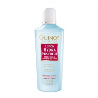Guinot Lotion Hydra Fracheur - Освежающий Тонизирующий Лосьон для всех типов кожи
