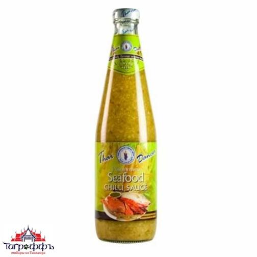 Соус острый чили для морепродуктов 300 мл.-945349
