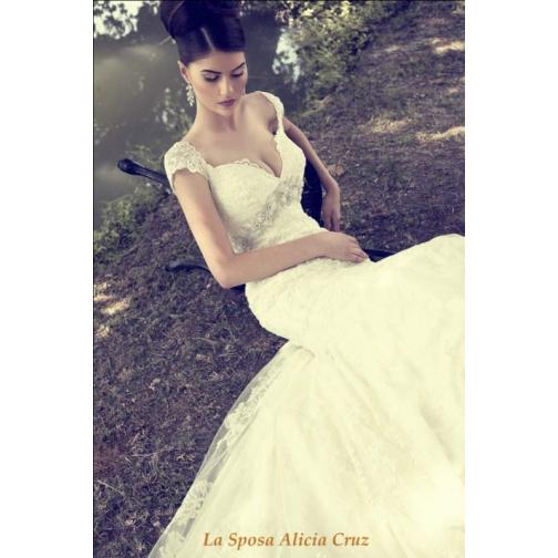Свадебное платье La Sposa Alicia Cruz 0942-768126