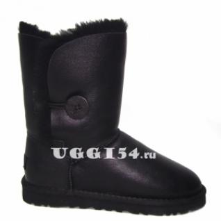 UGG australia Bailey Button Metallic Black-903245