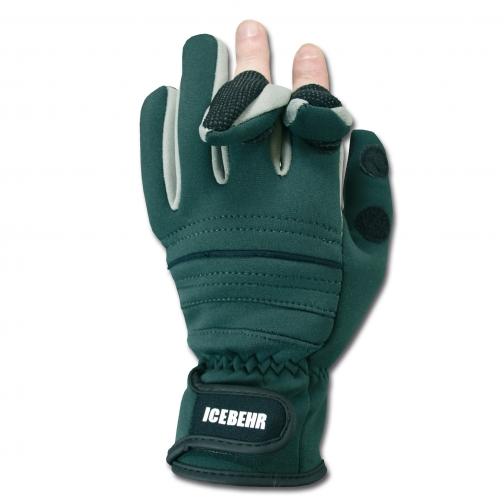 Made in Germany Перчатки для стрельбы Power Grip, цвет оливковый 5026096