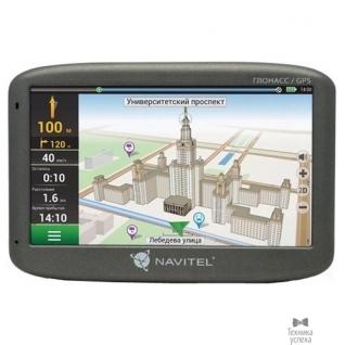 Digma Навигатор Автомобильный GPS Navitel G500 5*480x272 4Gb microSDHC серый Navite-9071531
