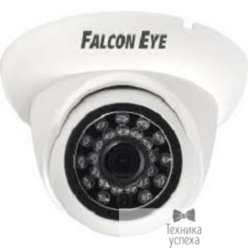 Falcon Eye FALCON EYE FE-ID1080MHD/20M Камера видеонаблюдения 3.6 мм, белый-7247746