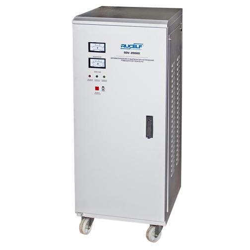 Стабилизатор напряжения RUCELF SDV-20000-6434642