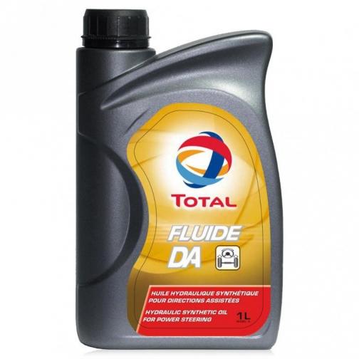 Трансмиссионное масло TOTAL Fluide DA, 1л-5922125