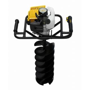Мотобур Champion AG243 со шнеком для почвы 150х550мм CHAMPION-888607