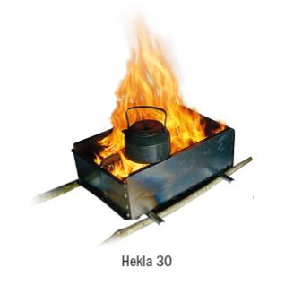 Туристическая печь Tentipi Hekla 30