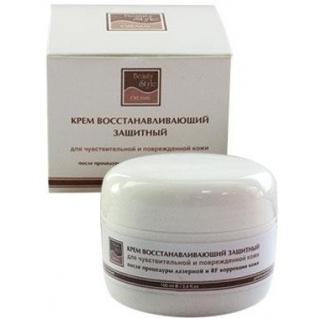 Восстанавливающий крем Beauty Style после процедур лазерной и RF коррекции кожи-6807115