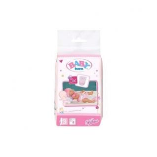 Набор подгузников для куклы Baby Born, 5 шт. Zapf Creation-37726853