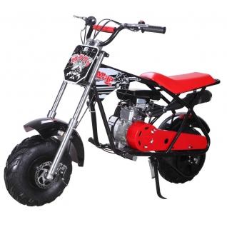 Бензиновый скутер 80сс
