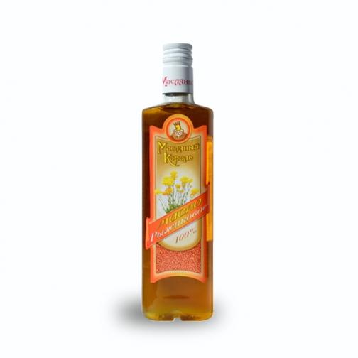 Масло рыжиковое «Масляный король», 0.35 л, стекло-822573