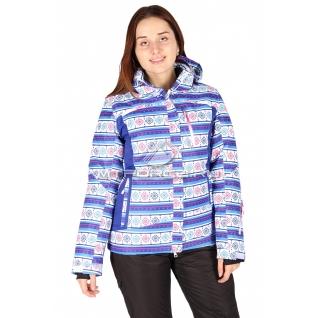 Куртка горнолыжная женская 1513-1