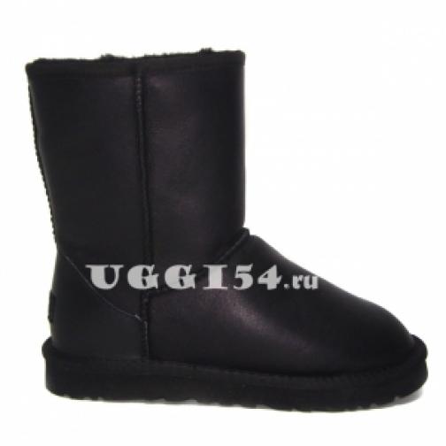 UGG Australia Classic Short Metallic Black-903223