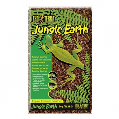Hagen Грунт для террариума Jungle Earth, 26,4 л-1292237
