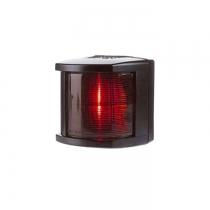 Огонь бортовой Hella marine красный, черный пластик (2LT 002 984-331)