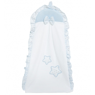 Мешок Italbaby Мешок для подгузников Polvere Di Stelle голубой