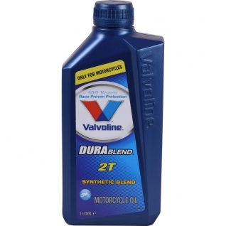 Моторное масло VALVOLINE DURABLEND 2T 1л-5990799