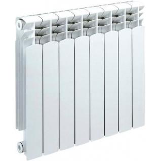 Радиатор биметаллический Sira Ali Metal 500 8 секций-6761796
