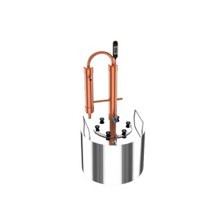Самогонный аппарат Omega + 10 литров-37653212