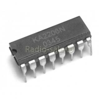 Микросхема KA2206N-1315903