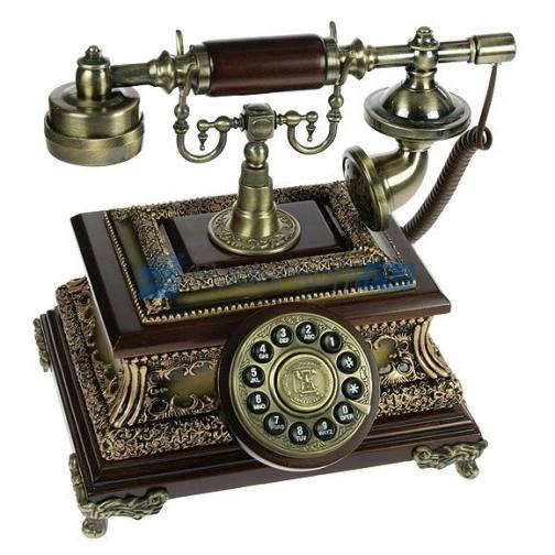 """Ретро-телефон """"Мишель"""", кнопочный-5864351"""