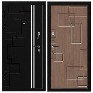 Дверь металлическая Valberg С4 КАМЕЛОТ 2066/980/104 R/L