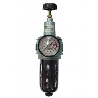 """Фильтр тонкой очистки 5Мк с регулятором и манометром для пневмосистем 3/8"""" Forsage-6006106"""