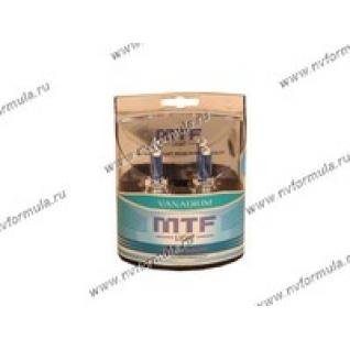Лампа галоген 12V Н7 55W PX26d MTF VANADIUM 5000К-415819