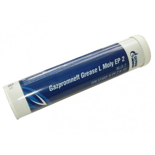 Смазка Газпромнефть Grease L Moly EP 2, 0,4кг-5922496