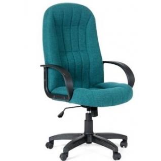 Кресло для руководителя CHAIRMAN CH-685 (ткань TW) цвет зеленый TW-18-9268759