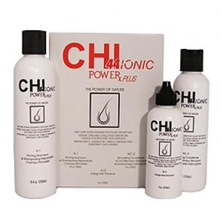 CHI Ionic Power Plus Hair Loss Kit For Normal to Fine Hair - Набор против выпадения волос для нормальных и тонких волос