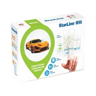 Охранно-телематический комплекc StarLine M96 M (2sim) StarLine-6452812