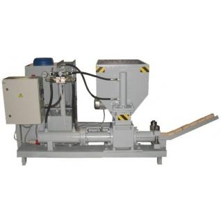 Пресс для брикетировния древесных отходов -1497933
