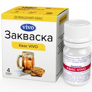 Закваски Vivo Закваска для кваса-1260133