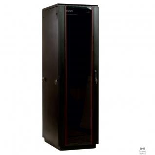 Цмо ЦМО! Шкаф телеком. напольный 42U (600x1000) дверь стекло, цвет черный(ШТК-М-42.6.10-1ААА-9005) (3 коробки)-7238765