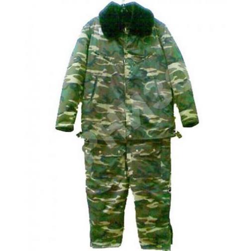 Костюм лётный меховой (куртка+ полукомбинезон) КМФ-9889