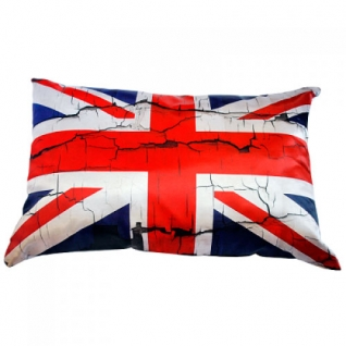 Подушка британский флаг | английский флаг (40х60см.)-5254802