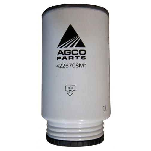 Фильтр двигателя топливный, грубой очистки Massey Ferguson-4951146