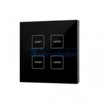 Arlight Панель SR-2400TL-IN Black (DALI, DIM)