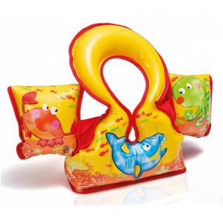 """Детский надувной жилет """"Аква"""" Intex-37711689"""