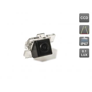 CCD штатная камера заднего вида с динамической разметкой AVIS Electronics AVS326CPR (#060) для CITROEN C-CROSSER/ MITSUBISHI OUTLANDER II XL (2006-2012) / OUTLANDER III (2012-...) / LANCER X HATCHBACK/ PEUGEOT 4007 Avis-6830336