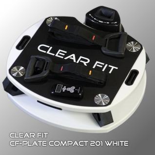 Clear Fit Виброплатформа Clear Fit CF-PLATE Compact 201 (white)-5755298