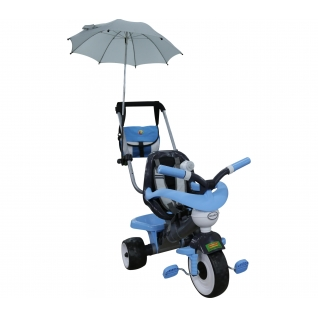 """Велосипед 3-х колесный """"Амиго №2"""" с зонтом и сумкой Полесье-37879942"""