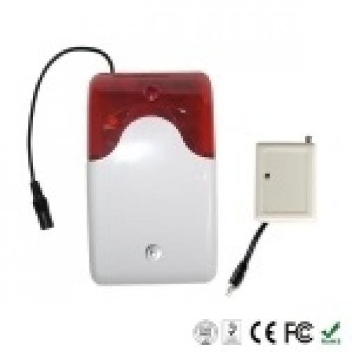 Беспроводная свето-звуковая сирена к охранной сигнализации FS-201-5006102