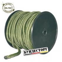 Mil-Tec Канат Kommando оливкового цвета 9 мм, 30 м