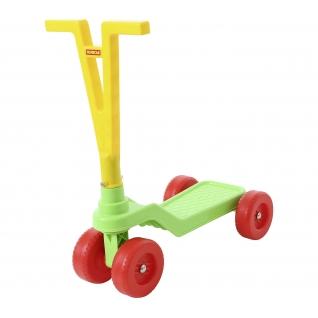Детский четырёхколёсный самокат Полесье-37879111