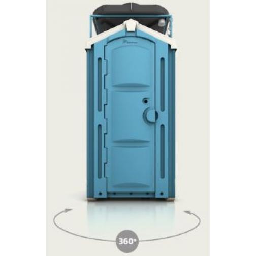 Мобильная душевая кабина «Стандарт», бак 150 литров-6816243